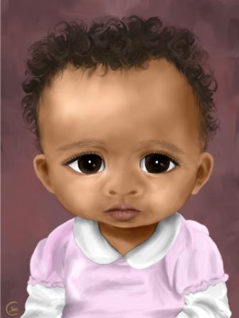 Portrait Imani