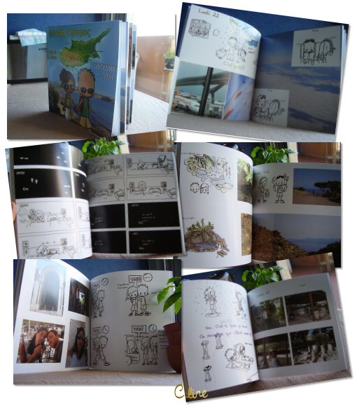 livre pixmania vacances chypre