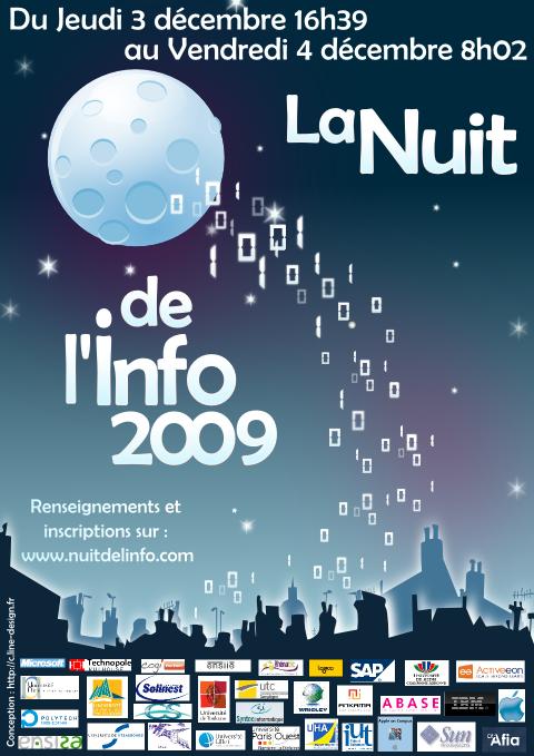 La Nuit de l'Info 2009