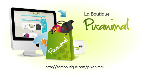 Boutique Pixanimal