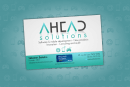 Ahead Solution Business card