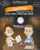 Speed dating / speed recruting Supralog