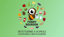 Fanny Bourdon - dieteticienne a domicile