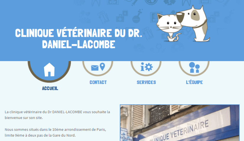 Clinique Veterinaire du Dr. Daniel Lacombe